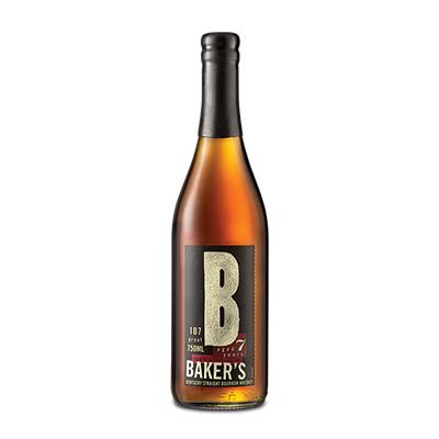 Bakes's 7 Year Old Kentucky Straight Bourbon