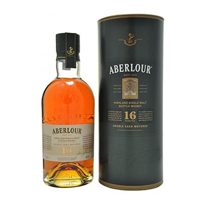Aberlour Single Malt Double cask 16yr