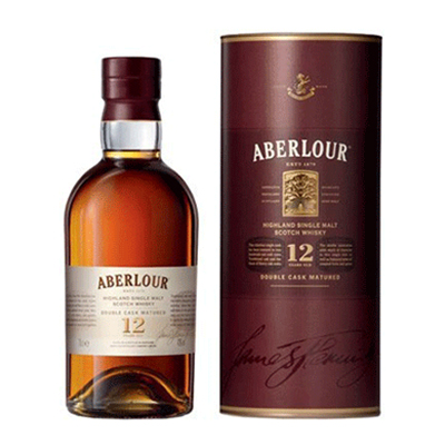 Aberlour 12yr Old Double Cask Matured
