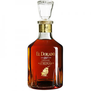 El Dorado 25 year old Vintage
