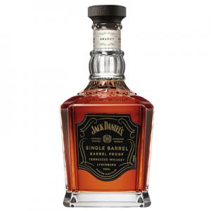 Jack Daniels Single Barrel Barrel Proof Whiskey