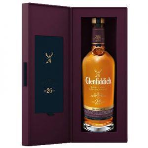 Glenfiddich Excellence 26yr Single Malt scotch