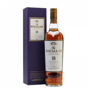 Macallan 18 Yr Single Malt Scotch