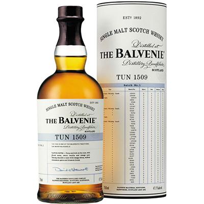 The Balvenie Tun 1509 Batch #2 Single Malt Scotch Whisky