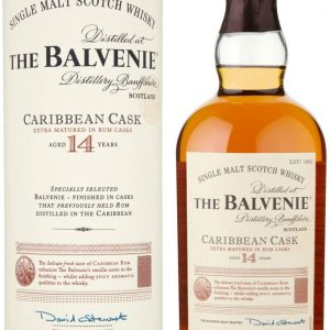 Balvenie Caribbean Cask 14yr Single Malt Scotch