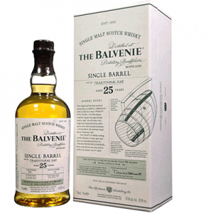Balvenie 25yr Single Barrel 69
