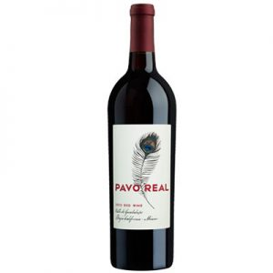 Pavo Real 2012 Red Wine