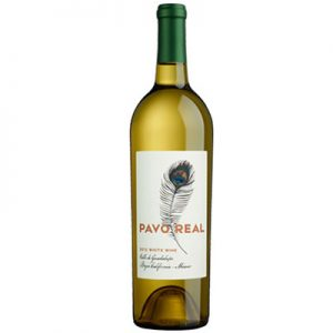 Pavo Real White Wine