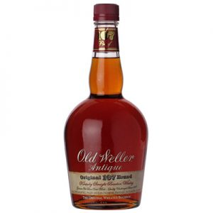 Old Weller Antique 107 Proof Straight Bourbon