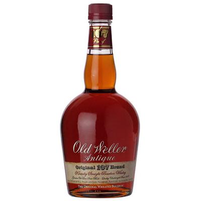 Old Weller Antique 107 Proof Straight Bourbon
