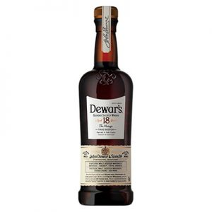 Dewar's 18yr The Vintage Scotch