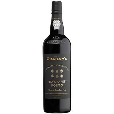 Grahams Six Grapes Porto Special Old Vines Edition