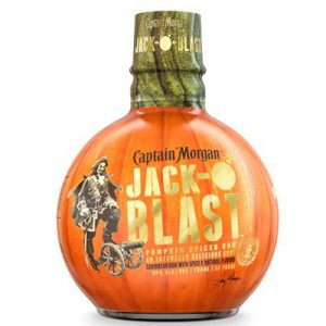 Captain Morgan Jack o Blast