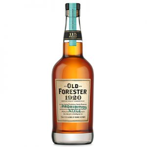 Old Forester 1920 Prohibition Style
