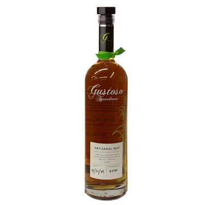 Gustoso Aguardiente Rum