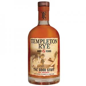 Templeton Rye Aged six years