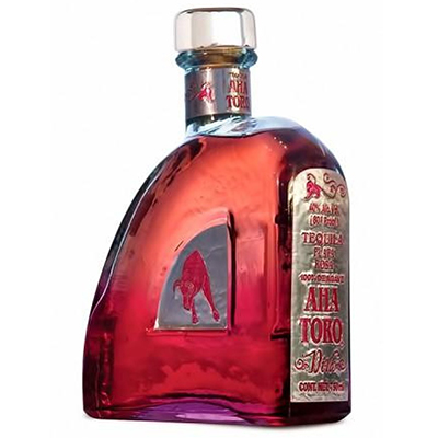 AHA TORO Silver Rose Tequila