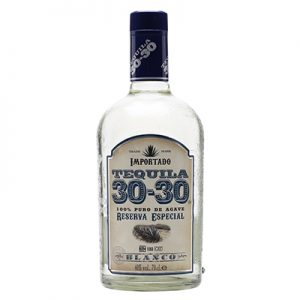 30 30 blanco Tequila