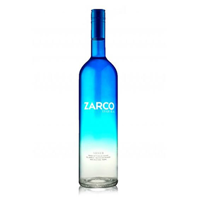 El Zarco Silver Tequila