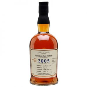Foursquare 2005 Cask Selection Rum