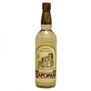 Zapopan Reposado Tequila