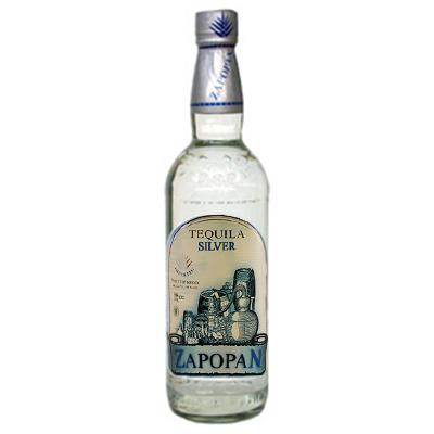 Zapopan Silver Tequila
