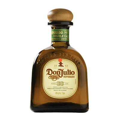 Don Julio Reposado Double Cask Tequila