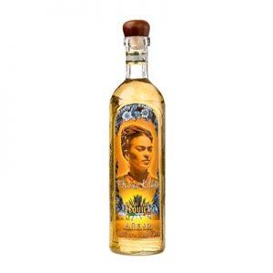 Frida Kahlo Anejo Tequila