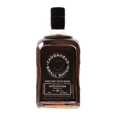 Cadenhead Small Batch Highland Park 28