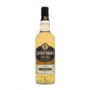 Chieftain's Bowmore 13 Year Old Single Malt Scotch Whisky