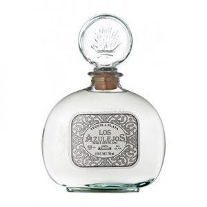 Los Azulejos Silver Tequila