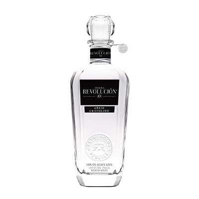 Revolucion Anejo Cristalino Tequila