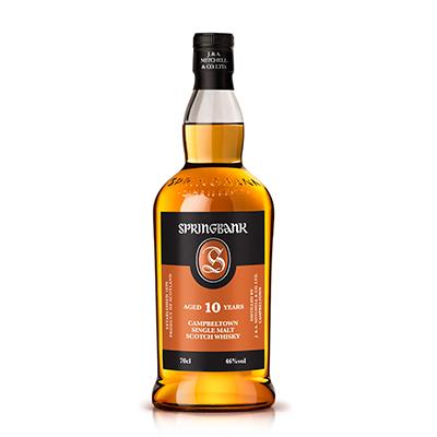 Springbank 10 year old Scotch Whiskey