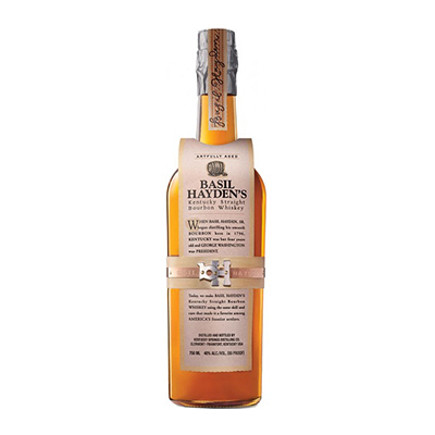 Basil Hayden's Bourbon Whiskey
