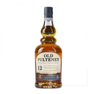 Old Pulteney 12 Years Single Malt Scotch Whisky