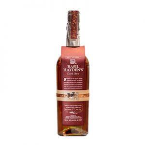 Basil Haydens Dark Rye Whiskey