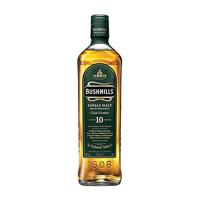 Bushmills Single Malt Whiskey 10 year old