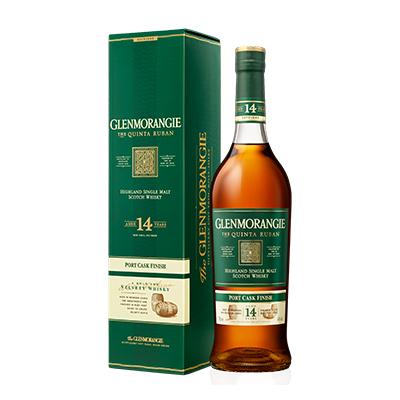 Glenmorangie The Quinta Ruban Single Malt Scotch Whisky 14 years old
