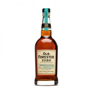 Old Forester 1920 Prohibition Style Whisky