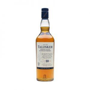 Talisker 10 Year Single Malt Whisky