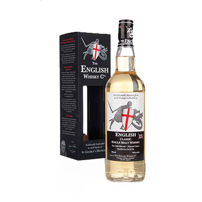 English Whisky Co. Classic Single Malt