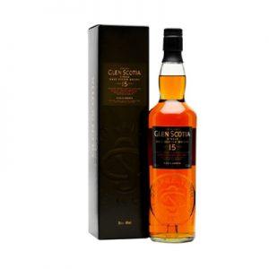 Glen Scotia 15 Year Single Malt Scotch Whisky