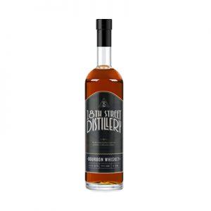 18 Street Distillery Bourbon Whiskey