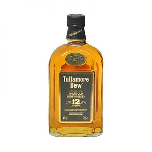 Tullamore Dew Finest Old Irish Whiskey 12 year