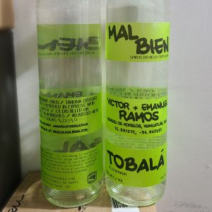 Mezcal Mal Bien Rare Tobala batch 2019 Fall Edition